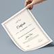 Multipurpose Certificate or Diplomas
