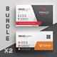Business Card Bundle 32