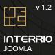 Interrio - Architecture & Interior design Joomla Template