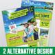 Travel & Tourism Flyer Vol 01