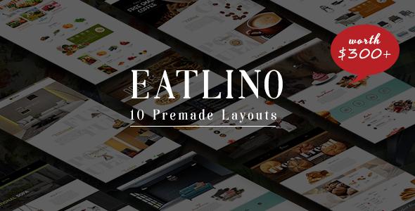 Eatlino - Advanced Multipurpose OpenCart Theme