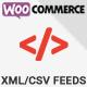Woocommerce XML - CSV Feeds