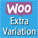 WooCommerce Extra Variation