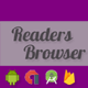 Readers Browser