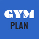 GymPlan - Responsive Gym Fitness WordPress Theme