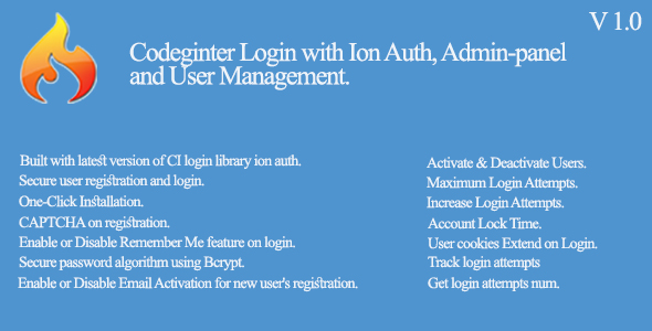 Codeigniter Login with Ion Auth