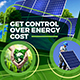 Solar Energy Facebook Cover