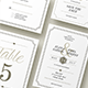 Wedding Invitation Suite - Elena