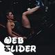 Jym Fitness Web Slider