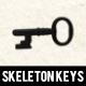 Skeleton Key Photoshop Brushes Pack