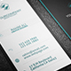 Modern Varetical Business Card 001