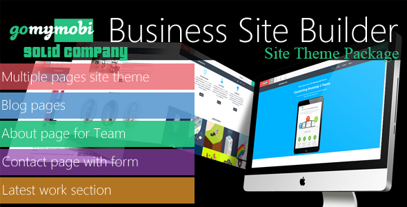 gomymobiBSB's Site Theme: Solid Company (Add-ons) images