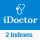 iDoctor - Responsive & Multipurpose Medical Joomla Template