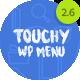 Touchy: A WordPress Mobile Menu Plugin