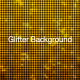 Glitter Background Looped