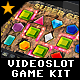 Videoslot Graphics Game Kit - Super Gems
