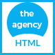 The Agency - HTML5 Template for Corporate Agency