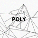 Outline Polygonal Backgrounds