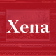XENA - A Creative OnePage WebsiteTemplate for Freelancer & Agencies