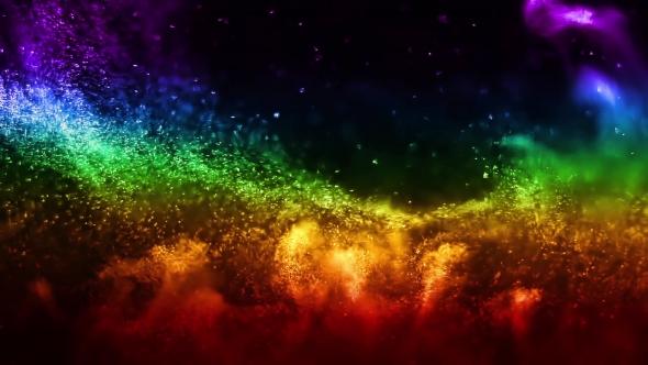 Rainbow Background by ZulkarS   VideoHive