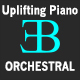 Uplifting Piano with Orchestra and Percussions