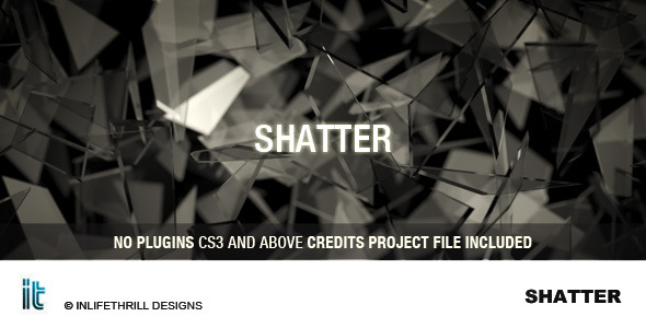 VideoHive Shatter 1945628