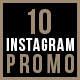 10 Instagram Fashion Post-Graphicriver中文最全的素材分享平台