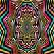 Color Hypnotic Background