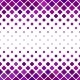 24 Purple Square Patterns