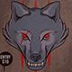 Wild Wolf Flyer Template
