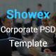 SHOWEX - Corporate PSD Template