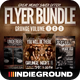 Grunge Flyer/Poster Bundle Vol. 1-3 - GraphicRiver Item for Sale