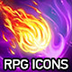 RPG Spells Icons