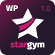 Stargym - Fitness and Gym WordPress Theme