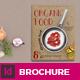 Organic Food Brochure