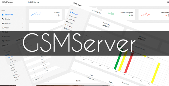 GSM Server – Sell Unlock Codes Online (Project Management Tools) images