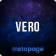 Vero - Marketing Instapage Template