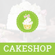 Gon CakeShop – Responsive WooCommerce WordPress Theme