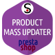 Product Mass Updater - Bulk Edit Product Fields in an Instant for Prestashop
