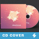 Deep House Theory - CD Cover Artwork Template