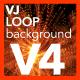 VJ Loop Plexus Duotone Background V4