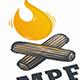 Campfire Logo Template