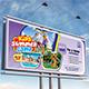 Kids Summer Camp Billboard