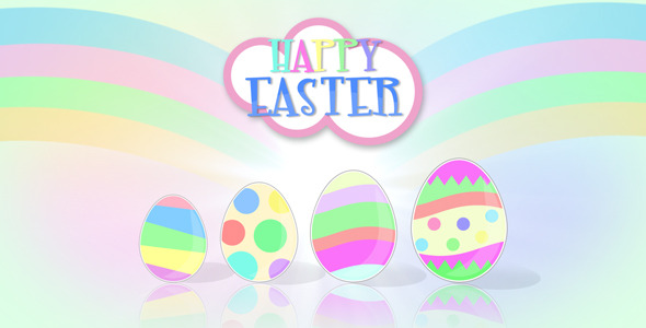VideoHive Happy Easter 1935122