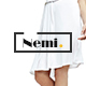 Nemi - Fashion Ecommerce PSD Template