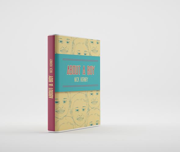 3DOcean Books 19889024