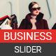 Sales Slider