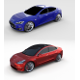 Tesla Model 3 and Model S Pack