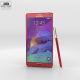 Samsung Galaxy Note 4 Velvet Red