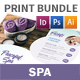 Spa Print Bundle 8